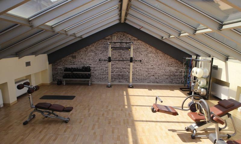 Sala fitness Monza   ExFactory