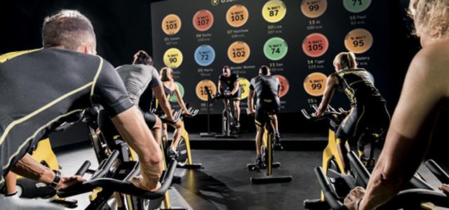 NUOVO GROUP CYCLE STUDIO